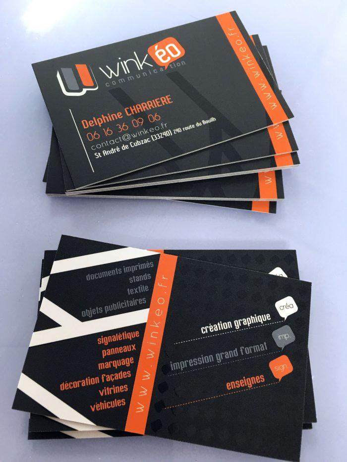 PACK Cartes De Visite Papier En Tete Enveloppes Depliants